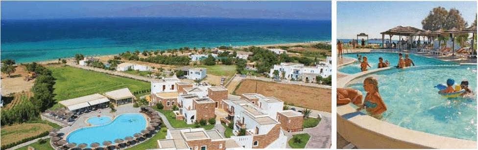 Ξενοδοχείο AEGEAN LAND 3* SUP
