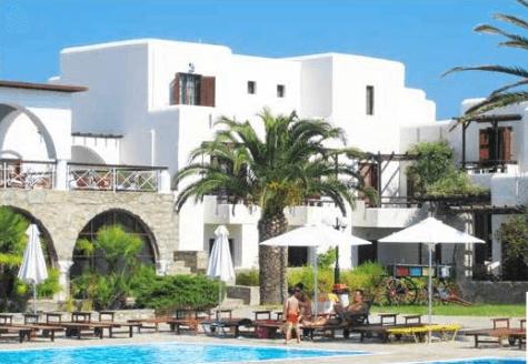 Ξενοδοχείο ANGELIKA PORTO PAROS HOTEL & VILLAS****
