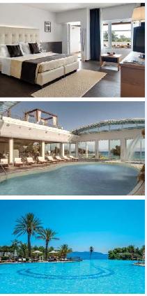 Ξενοδοχείο BARCELO HYDRA BEACH 5* LUX