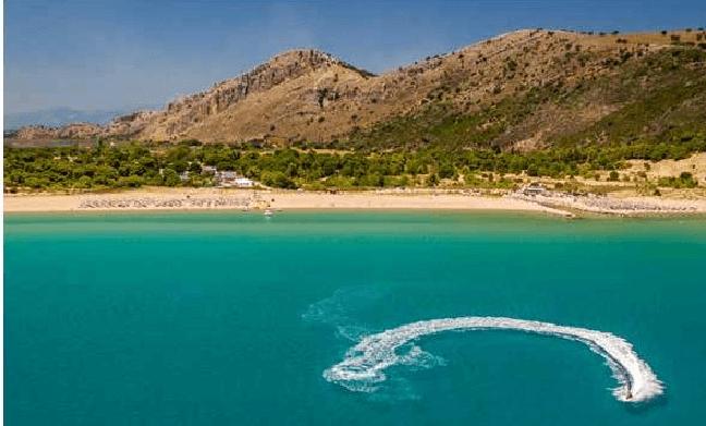 Ξενοδοχείο KALOGRIA BEACH 4*