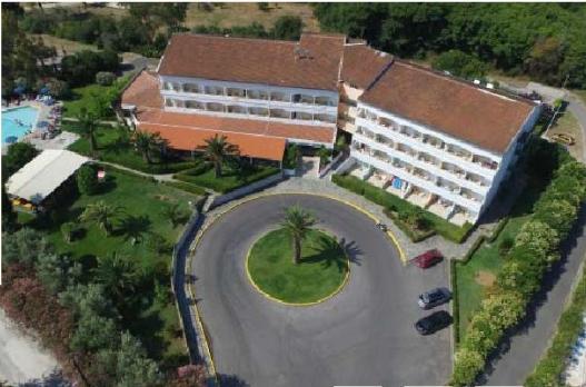 Ξενοδοχείο LIVADI NAFSIKA 3*