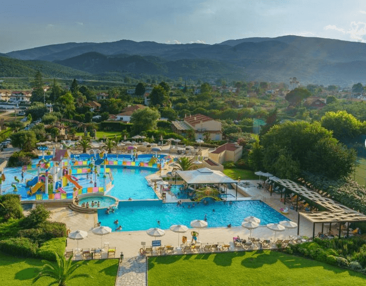 Ξενοδοχείο Cronwell Platamon Resort 5*