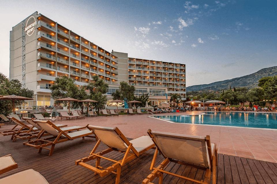 Ξενοδοχείο Amarynthos Resort 4*