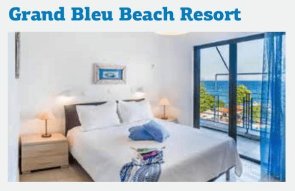 Ξενοδοχείο Grand Bleu Sea Resort ( Ερέτρια, Εύβοια )*