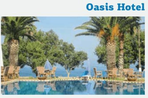 Ξενοδοχείο Oasis Hotel 3*