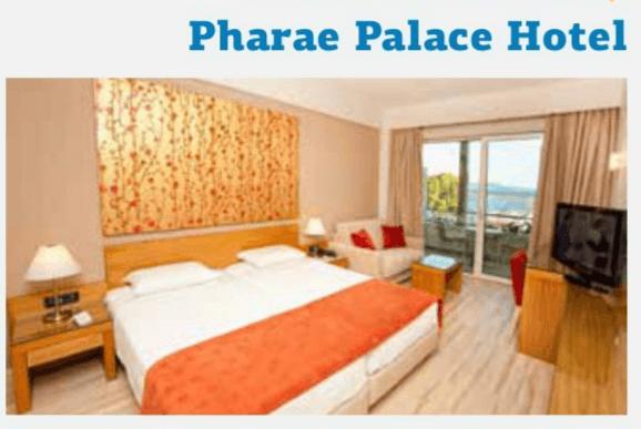 Ξενοδοχείο Pharae Palace Hotel 4*