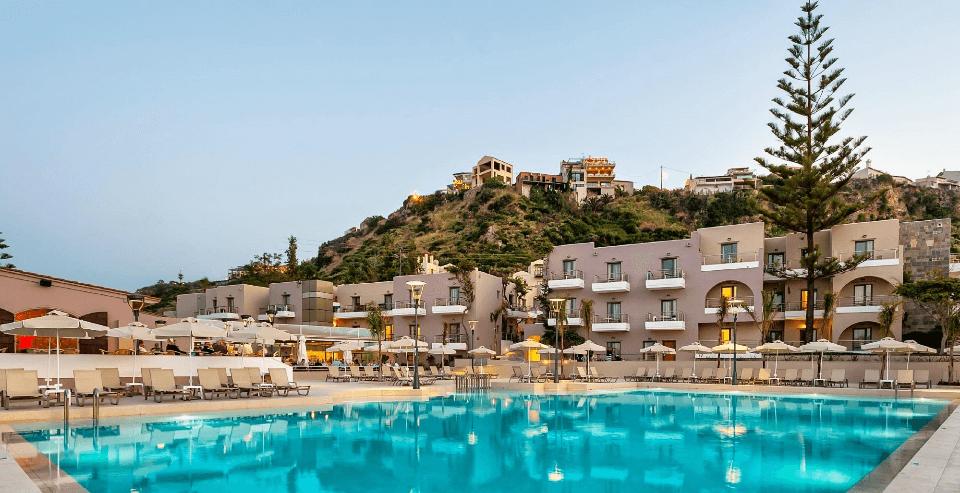 Ξενοδοχείο Porto Platanias Village Resort 4*