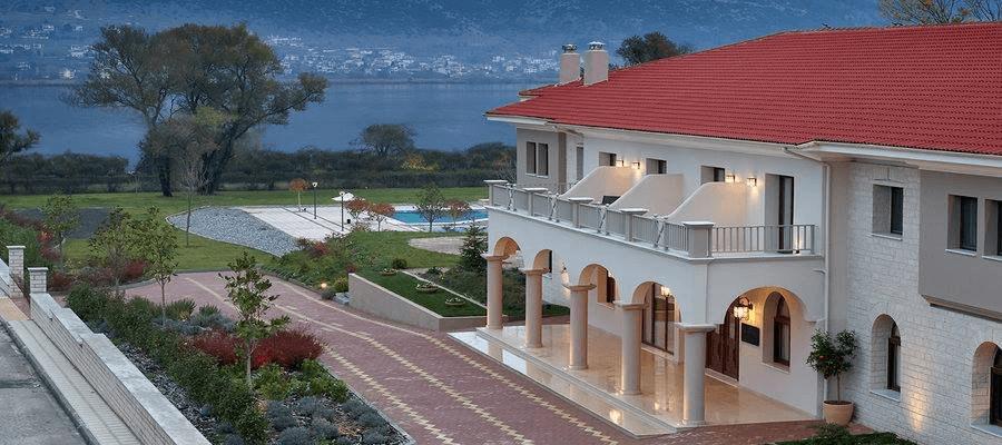 Ξενοδοχείο The Lake Hotel 5*