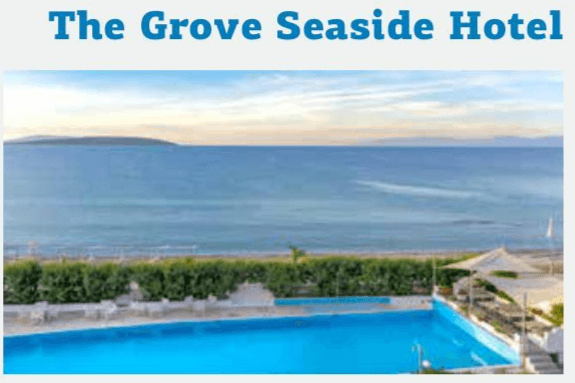 Ξενοδοχείο The Grove Seaside Hotel 4*
