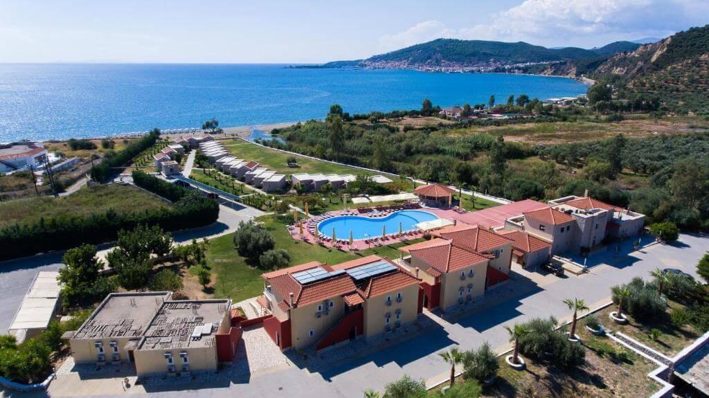 Ξενοδοχείο Aktaion Resort Γύθειο