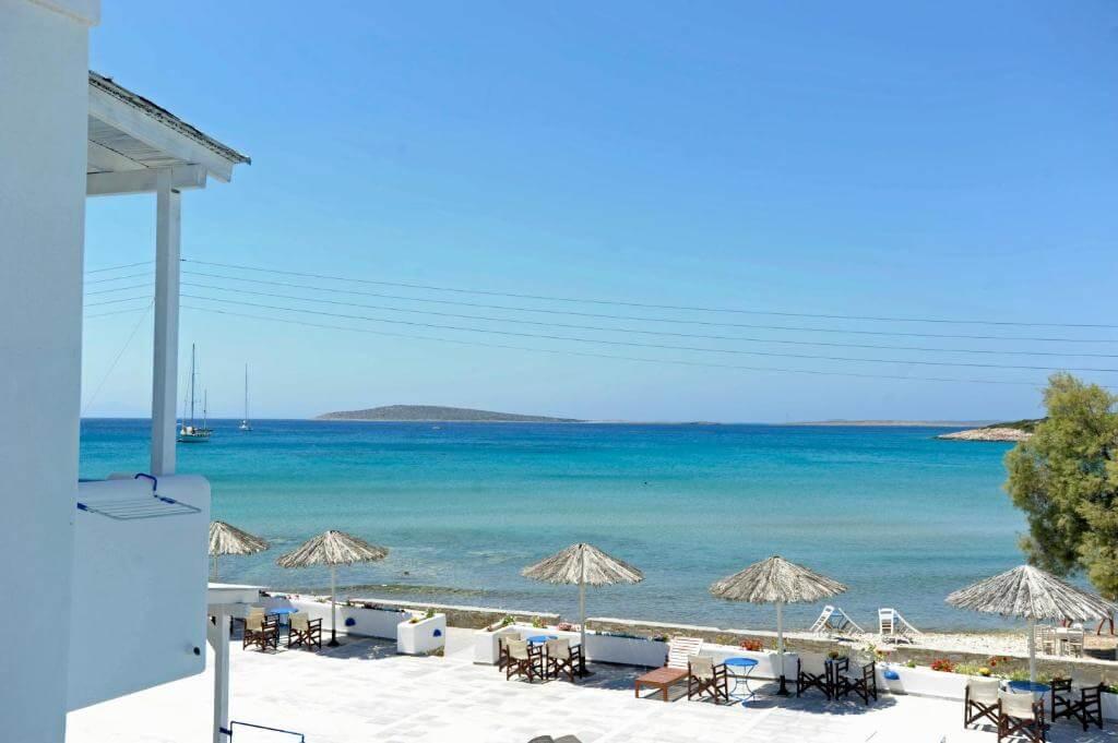 Ξενοδοχείο  Galatis 3* Paros