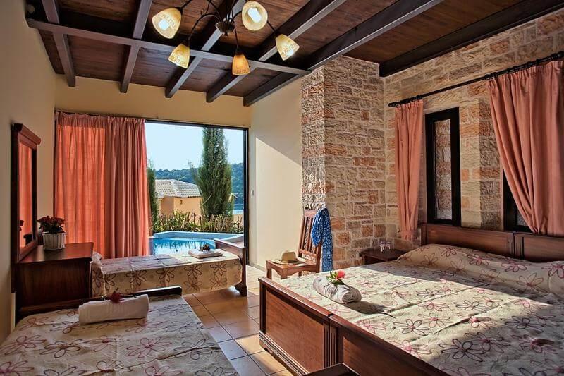 Ξενοδοχείο    Ornella Beach Resort & Villas Σύβοτα