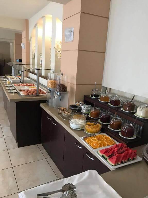 Ξενοδοχείο  Regina Mare Παραλία Κατερίνης